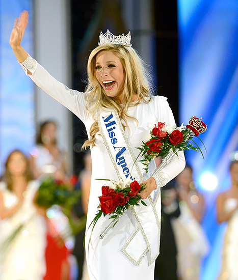 Kira Kazantsev Miss America 2015